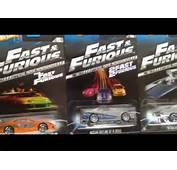 HOT WHEELS FAST &amp FURIOUS CARS  YouTube