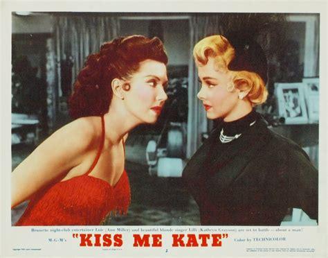 Me Kate by Me Kate 1953 Toronto Society Toronto