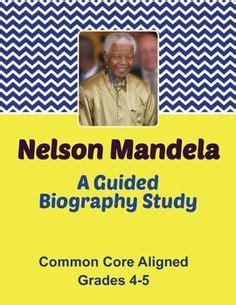 nelson mandela biography for grade 4 teaching social studies on pinterest 52 pins