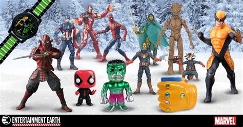 the ultimate marvel holiday gift guide