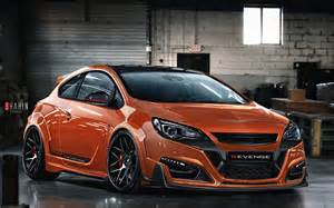 Opel Hatchback Cars Wallpapers Hatchback Tuning 2016 Opel Astra