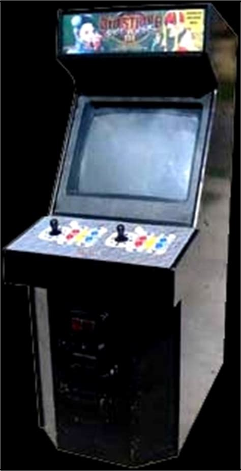 fighter 3 cabinet fighter iii 3rd strike fight for the future usa