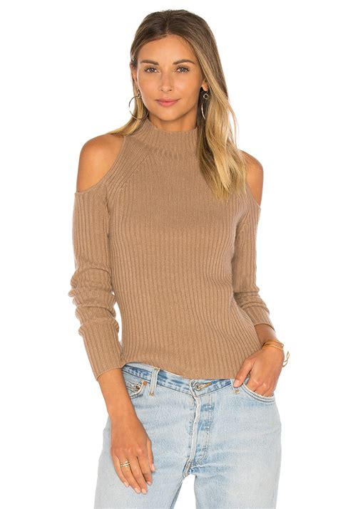 Sweater X 360 sweater sle sale 360 sweater x revolve cold shoulder faune sweaters knits