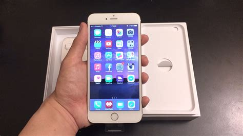 apple iphone    gb gold unlocked unboxing