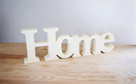 words for the wall home decor home decor wooden word home shabby chic decorative