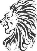 tato kalajengking hitam putih motif tato singa hitam putih