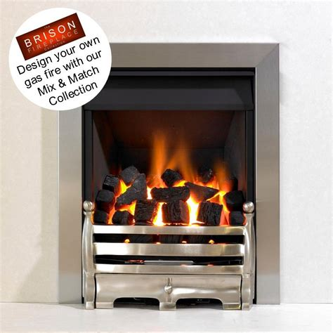 Glass Fronted Fireplaces by Kinetic Inset Gas Class 1 High Efficiency Xhe Glass