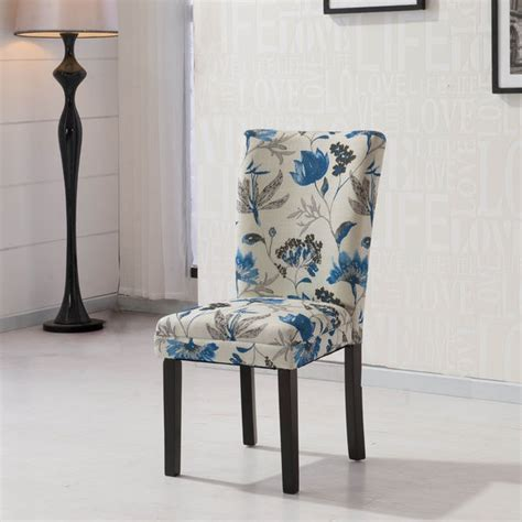 blue chair upholstery how to reupholster a dining room chair an easy home