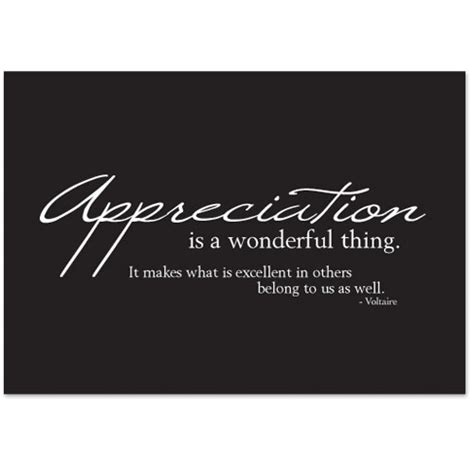 business appreciation cards voltaire appreciation quote business thank you cards