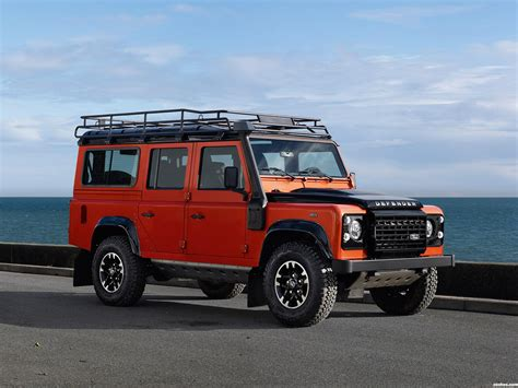 land rover defender 2015 4 door fotos de land rover defender 110 adventure 2015
