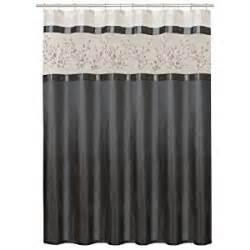 maytex mills shower curtain maytex mills roberta fabric shower curtain
