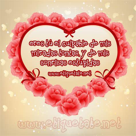carteles dulces de te amo para subir al whatsapp con corazones y san valentin 2012 frases romanticas 2012