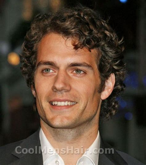 henry cavill hairstyle henry cavill curly hairstyle people pinterest