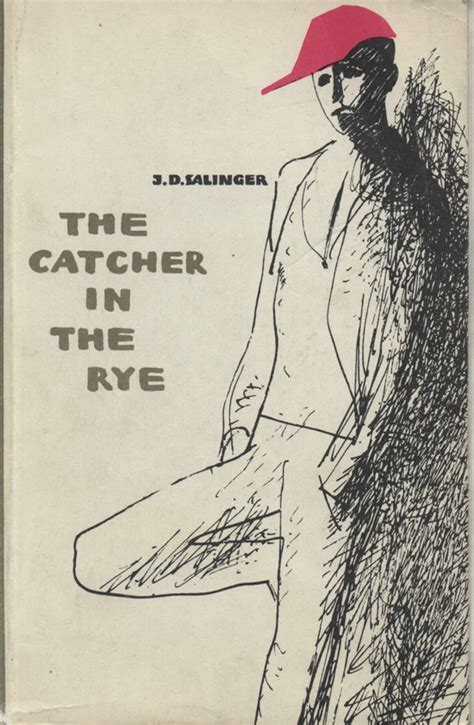 catcher in the rye failure theme blog a snapshot of what teenagers are reading 183 readings