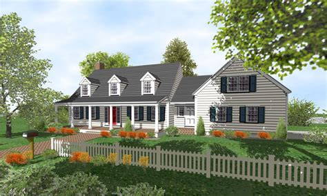 colonial cape cod house colonial style house cape cod home style house plans