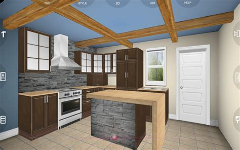 3d kitchen design planner eurostyle kitchen planner 3d android apps on google play