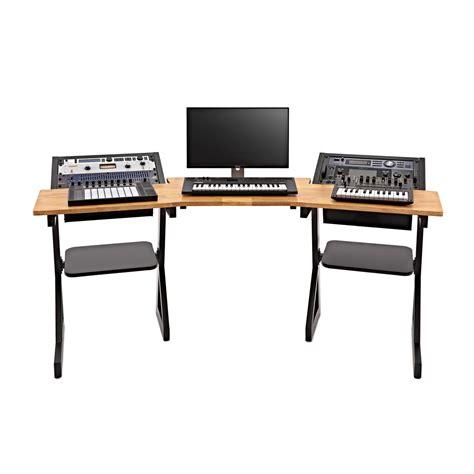 pro audio studio desk by gear4music 12u b stock at