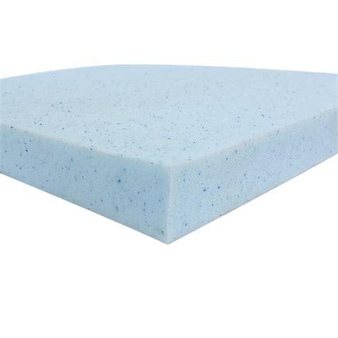 Foam Density Mattress by Home Usa High Density Gel Memory Foam Mattress Topper Wayfair