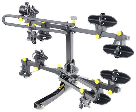 saris freedom 4 bike platform rack 2 quot hitches frame