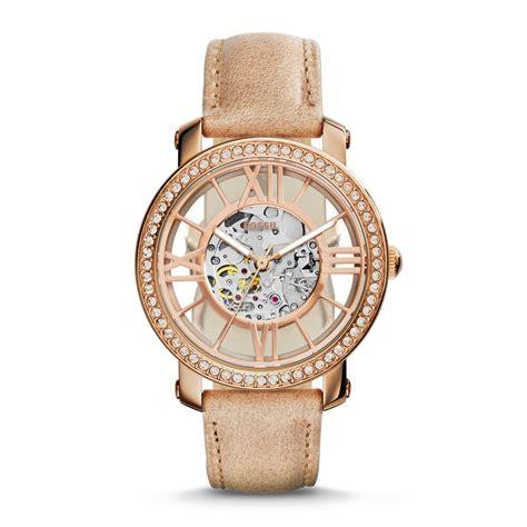 Fossil Fs5118 Grant Beige Chronograph Jam Tangan Original original fossil watches by geniehour