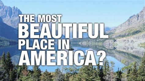 most beautiful places to live in america good morning america s 10 most beautiful places in america abc news