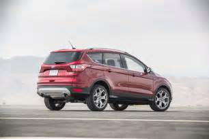 2017 ford escape 2 0 ecoboost awd test review