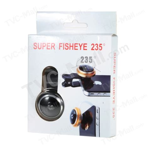 Promo Lesung Universal Clip Fisheye Lens 235 Degree For 235 degree universal clip fish eye lens for ios and android smartphones tvc mall