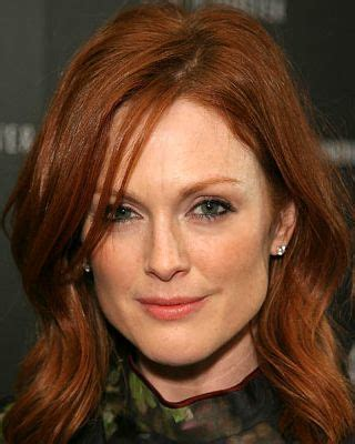 julianne moore hair color at home warm and autumn on pinterest