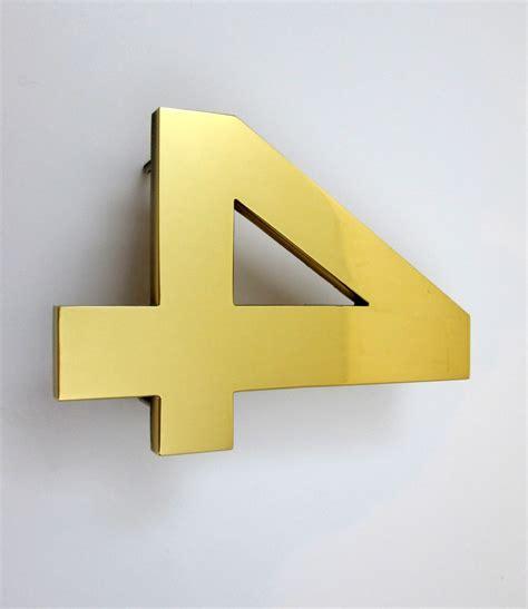 metal letters brass numbers metal letters