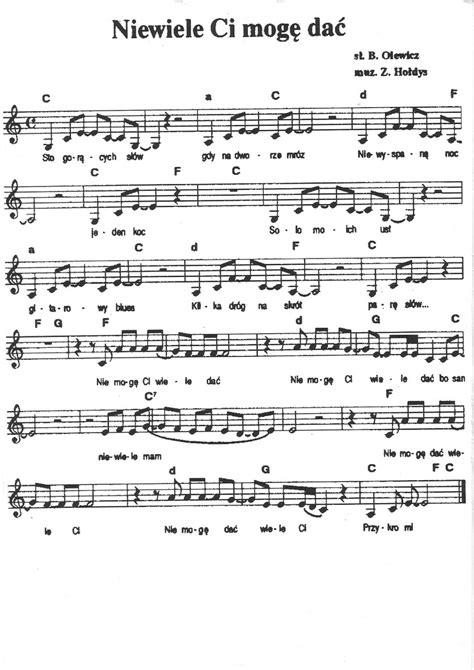 Baju Baj Chwyty Gitarowe hej czy mogilby蝗cie poda艸 mi kilka utwor 243 w na keyboard bo potrzebne mi s艱 na lekcje do