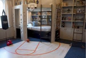 boys sports bedroom ideas kids rooms climbing walls and contemporary schemes