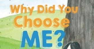 why did you choose me books rebel book reviews why did you choose me by cruice