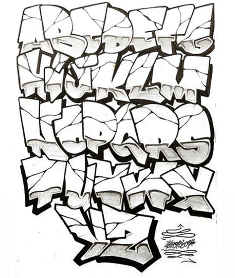 graffiti writing graffiti alphabet new generation graffiti letters cool design