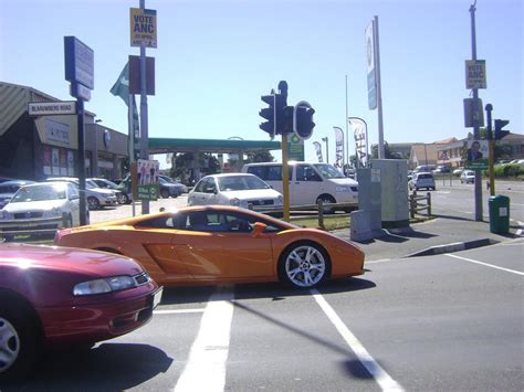 Spotted: Lamborghini Gallardo   The Car Market South Africa