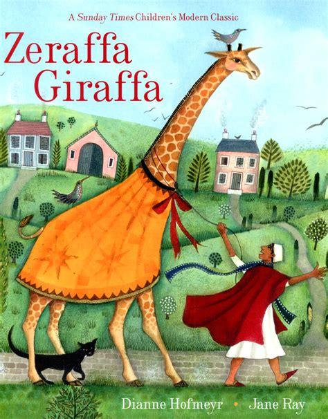 zeraffa giraffa by hofmeyr dianne 9781847806611 brownsbfs