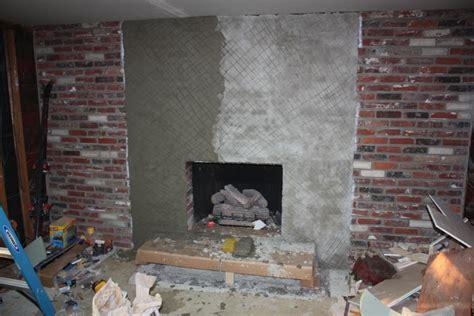 installing veneer brick fireplace how to install faux brick fireplace fireplaces