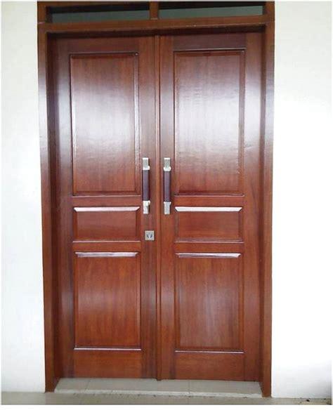 Jual Kotak Musik Kayu Klasik model pintu doubel panel kotak modern model pintu t