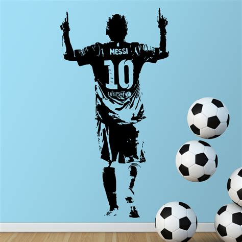 soccer home decor aliexpress com buy 2016 new design lionel messi figure