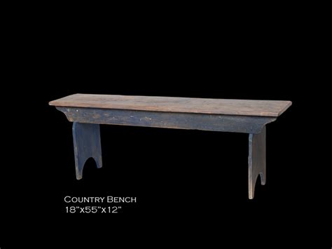 country benches tables benches r a page custom cabinetry and farmhouse furniture