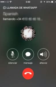 tutorial llamada whatsapp c 243 mo usar las llamadas gratuitas de whatsapp en iphone