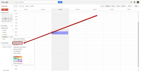 How To Embed Calendar Embed A Calendar Into Your Website Bnbwebsites