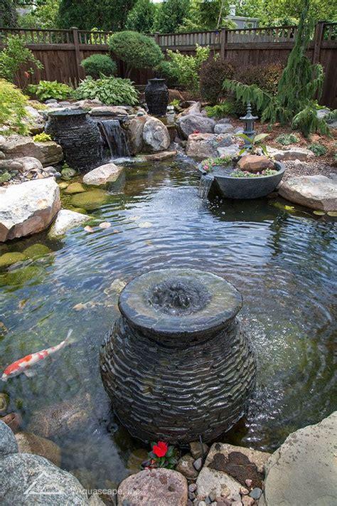 Aquascape Pond Supplies by Koi Pond Water Gardens Backyard Ecosystem Ponds By