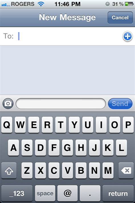 best photos of blank text message from iphone blank