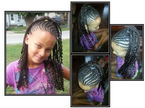 Black Hairstyles For 6th Grade by Here Is My 6th Grader Day Of School Hair Now This