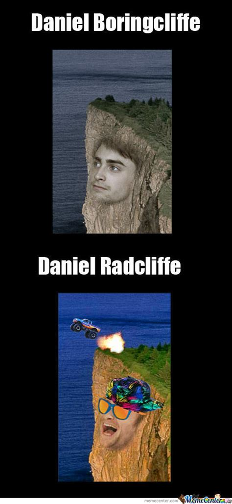 Daniel Radcliffe Meme - daniel radcliffe by recyclebin meme center