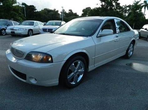 lincoln ls v8 sport sell used 2006 lincoln ls v8 sport in pompano