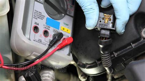 probar web cam bmw camshaft position sensor problems