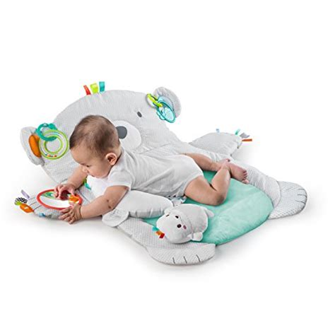 bright starts tummy time mat bright starts tummy time prop play import it all