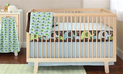 No Bumpers In Crib by No Crib Bumpers A Clever Crib Bedding Solution