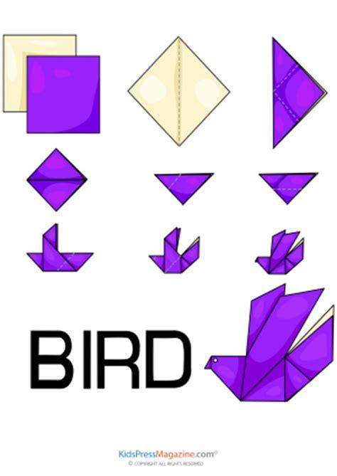 Easy And Origami - animals origami archives kidspressmagazine